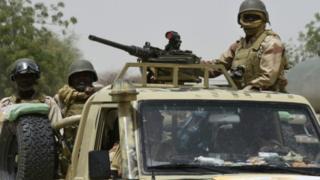 Sojojin Nijar sun kashen 'yan Boko Haram 15