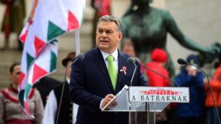 Macaristan Başbakanı Viktor Orban