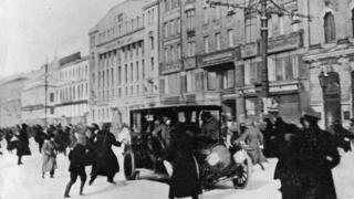 Стрельба и паника на Невском проспекте (26 февраля 1917 года)