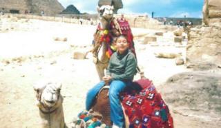 Allan y camellos