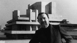 Sir Peter Hall in 1976