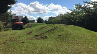 The 'Teletubby Hills'