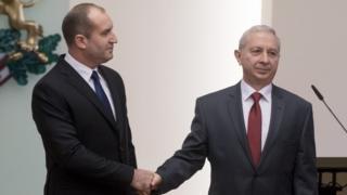 Bulgaristan Başbakanı ve Cumhurbaşkanı