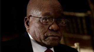 Des membres du Congrès national africain appellent le président Jacob Zuma à démissionner
