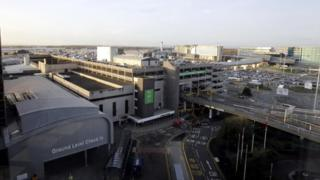 Terminal One at Manchester Airport
