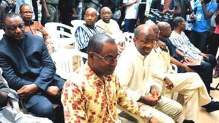 Les mouvements de la société civile et de l'opposition manifestaient contre la modification de la Constitution et plusieurs personnes avaient été tuées.