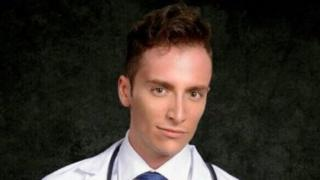 Photo of Leonardo Fasano, a doctor