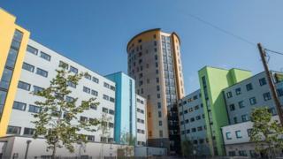 City Gateway halls of residence
