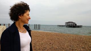 Rachel Clark, chief executive of West Pier Trust in Brighton