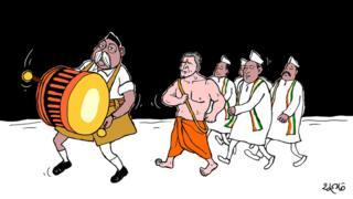 राहुल गांधी आणि जानवं