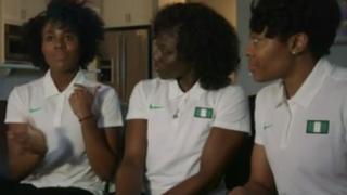 Nigerian Bobsleigh
