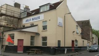 Jolly Roger pub