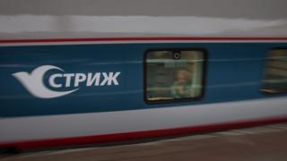 """Поезд """"Стриж"""""""