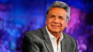 Ecuadorean President-elect Lenin Moreno