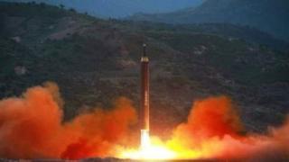 Hỏa tiễn được cho là một tên lửa tầm trung có sức phá hủy mạnh