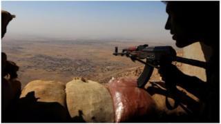 Umuhari IS uri muri Syria na Irak