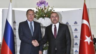 تضمن كل من روسيا وتركيا التزام طرفي الصراع تنفيذ بنود الاتفاق