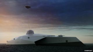 External image of a 2050 warship