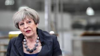Theresa May, 1 June