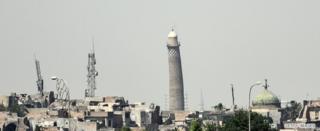 20 Temmuz 2017'de minare