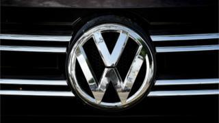 VW logo