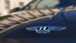 Bentley araba
