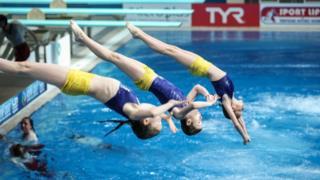 Чемпіонат Європи зі стрибків у воду в Києві