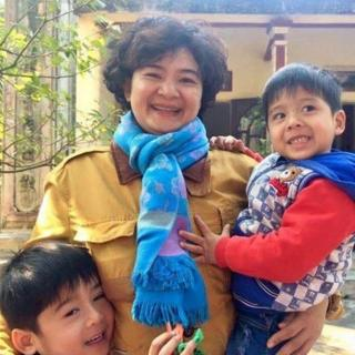 Bà Trần Thuý Nga, nhà hoạt động nhân quyền