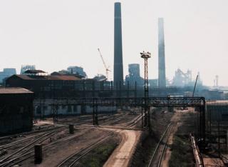 заводы Донбасса