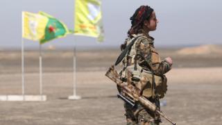 نیروهای سوریه دموکراتیک