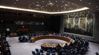 聯合國安理會周五(4月28日)召開朝鮮半島核問題部長級會議