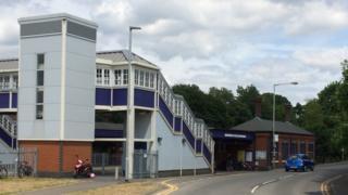 Images Council discusses car park plan for Twyford allotments - BBC News 3