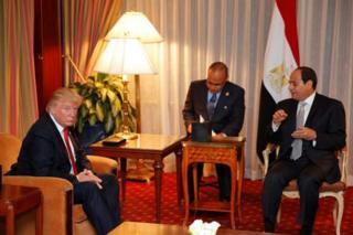 Les deux présidents s'étaient rencontrés en septembre au cours de l'assemblée générale des Nations unies.