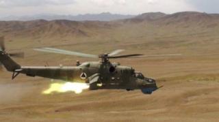 حملات هوایی ارتش افزایش یافته است