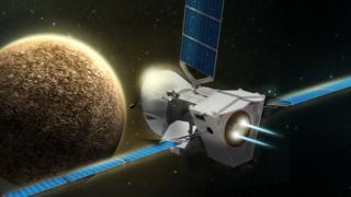 BepiColombo позволит существенно продвинуться в изучении Меркурию