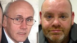 Alec Warburton a David Craig Ellis