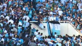 фанат, аргентина