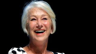 Helen Mirren at the Cannes Film Festival in 2017