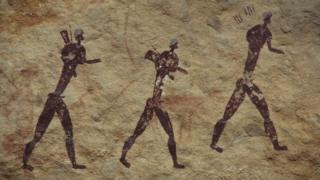 Rock art from southern Africa