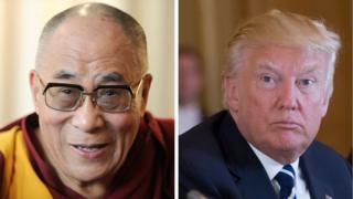 达赖喇嘛和特朗普