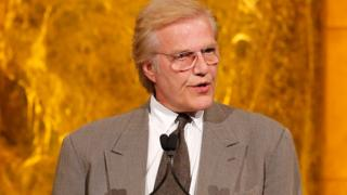 New York City Ballet Master in Chief Peter Martins (2014 file photo)