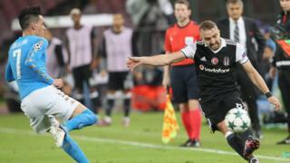 Napoli Beşiktaş maçı
