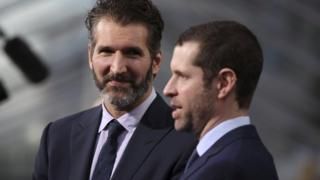 David Benioff and Dan Weiss