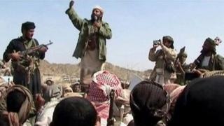 عکس آرشیوی از اعضای القاعده در یمن