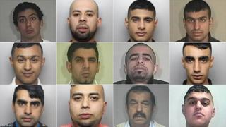 Twelve men sentenced for sex abuse carried out in Keighley