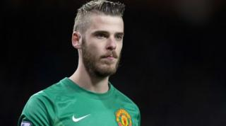 Manchester United goal keeper David De Gea has decided to stay at Old Trafford after signing a 4-year contract with the club.
