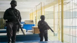 ब्राज़ील की जेल