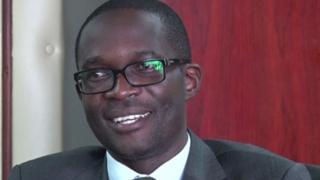 Afisa mkuu tume ya Uchaguzi Kenya Ezra Chiloba