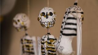"""الجانب الحلو من """"يوم الموتى"""" في المكسيك"""