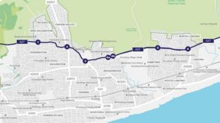 The six junctions due for a revamp